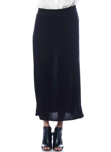 Vero Moda Vero Moda 520233400 Normal Kesim Kadın Etek Siyah